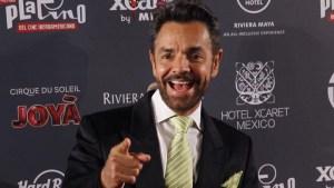 Eugenio Derbez presentará los Premios Platino en México