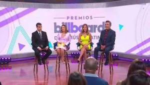 Más artistas confirmados para los Premios Billboard