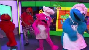 Sesame Street Live llega a Los Angeles