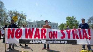 "Trump celebra ataque aéreo en Siria: ""misión cumplida"""