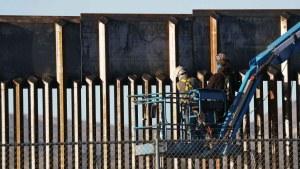 Trump amenaza con cerrar la frontera con México
