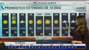 <p>Se espera un ascenso de temperaturas y posibilidad de lluvia durante la semana.</p>