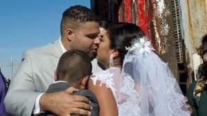 Amor sin barreras: desgarradora boda en la frontera
