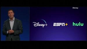 Disney anuncia su nuevo servicio de streaming