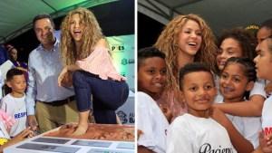 Shakira llega a Colombia y pide ayuda para los venezolanos en el país