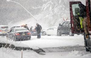 Plan de transporte y rutas alternas durante la tormenta