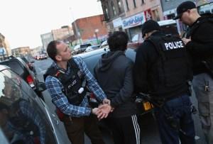 Detienen 49 inmigrantes en siete días en Filadelfia