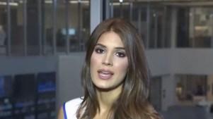 "Miss Colombia dice que es ""bastante reguetonera"""