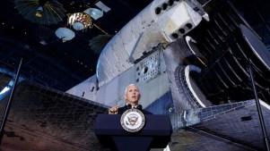 Pence: activaremos el Ejército Espacial el 29 de agosto