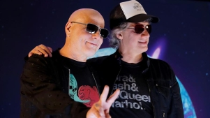 Soda Stereo se reúne para gira tras la muerte de Cerati