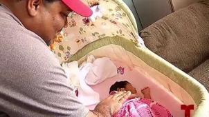 Tardó un año: pareja que lo perdió todo finalmente tiene un hogar