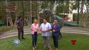 El nuevo Jurassic World The Ride todo un éxito