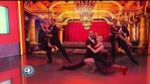 GD Tango nos da una muestra del sensual baile