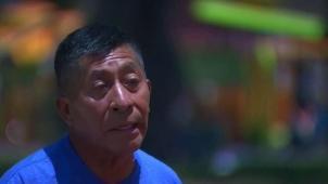Timan inmigrante presunto ganador de lotería