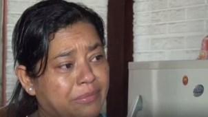 """Tragedia de migrantes: """"así se fueron, abrazados los 2"""""""