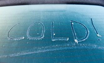 Impacto invernal con temperaturas bajo cero