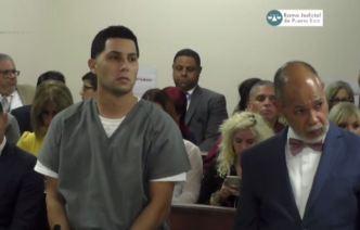 Causa para juicio contra Jensen Medina Cardona