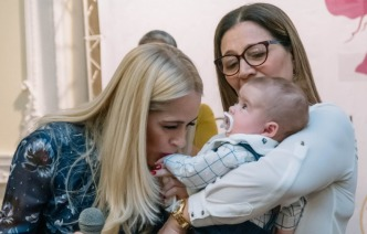 Madre narra su increíble historia tras perder a sus tres hijos