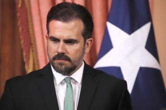 Ricardo Rosselló renuncia a la gobernación de PR