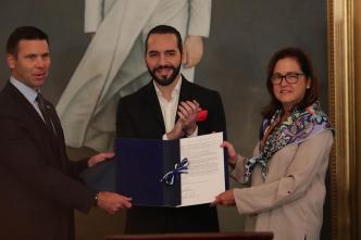 """McAleenan: El Salvador no será """"tercer país seguro"""""""