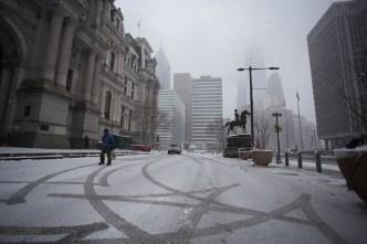 Primera Alerta: nieve y aguanieve podrían afectar tránsito