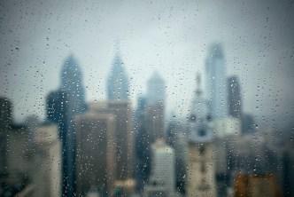 Evento de lluvias en la zona para el jueves