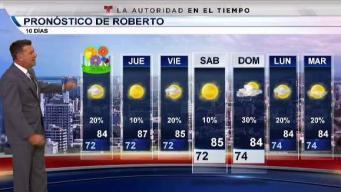 Aumentarán las lluvias para este miércoles