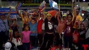 Celebración y alegría en la tradicional Fiesta de Reyes de la Fortaleza