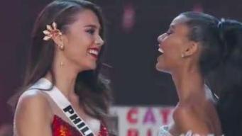 Coronan a una nueva Miss Universo