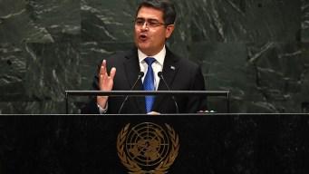 Testigo: hermano del presidente de Honduras era narco