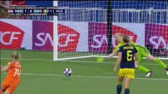 Goooool, Holanda gana en el alargue y va por primera vez a la final