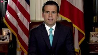 En video: así fue el instante de la renuncia de Rosselló