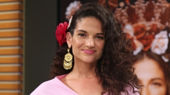 """Natalia Jiménez demuestra si es """"la española más mexicana"""""""