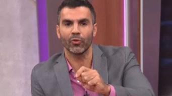 "Ojani Noa revela que lo han llamado ""stalker"""
