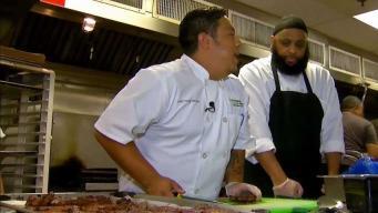 Programa culinario para hallar trabajo