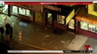 Violencia armada deja cuatro heridos en una barbería
