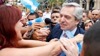 Presidente electo de Argentina alista viaje a México