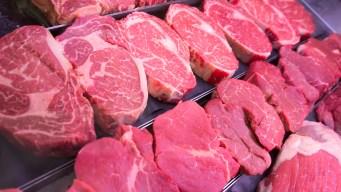 Retiran más de 62,000 libras de carne cruda