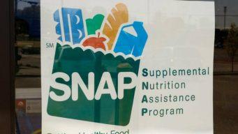 Peligran cupones de alimentos de miles en Pensilvania