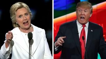 Trump ataca a Clinton tras comentarios sobre abuso sexual