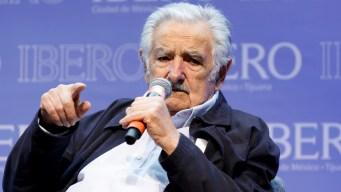 José Mujica se reúne con Evo Morales en México