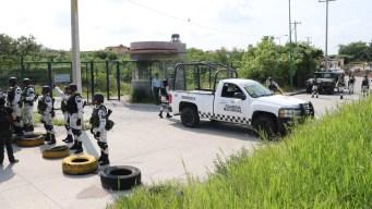 Mueren 7 internos de una prisión en choques entre reos