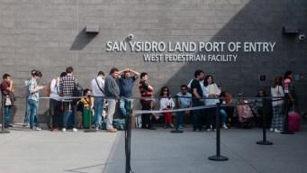 Amplían toma de muestras de ADN en la frontera