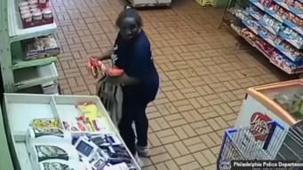 Mujer hurta detergente y agrede a empleado de bodega