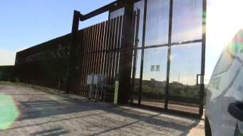 """Impiden construcción de muro por """"emergencia nacional"""""""