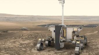 Increíble: cómo funciona el robot que explorará Marte