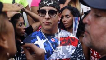 Daddy Yankee: a favor de juicio político para Rosselló