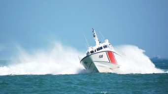 Investigan violenta amenaza contra agentes de la Guardia Costera de Florida