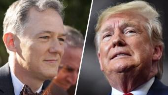 Juicio político: diplomático testifica y sepulta a Trump