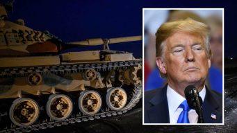 Trump retira los soldados de EEUU del norte de Siria